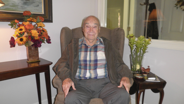 Former Columbiana mayor and resident Buck Falkner passed away April 24 at age 94. (File)