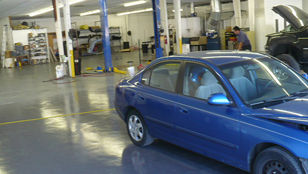 Lynn Johnson Collision Repair recently moved to a new location off U.S. 31 in Pelham. (Contributed)
