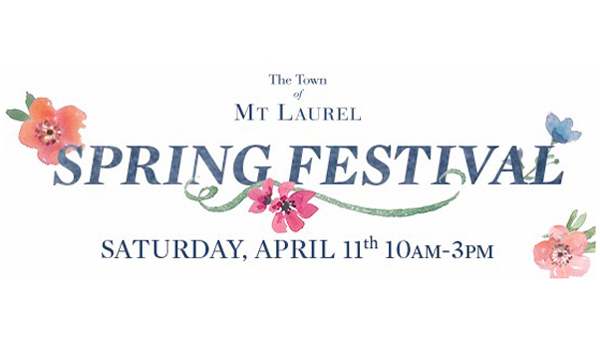 Mt Laurel is hosting the town's annual Spring Festival on Saturday, April 11. The event features fun for the whole family and admission is free. (Contributed)