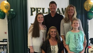 Autumn Hiett, another Pelham High School senior, will attend UAB and join the volleyball team there as a walk-on. (Contributed)