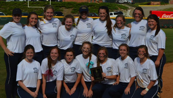 The Briarwood Christian Lady Lions softball team finished their season with a 17-13-1 record and a 6-0 record in 6A Area 9. (Contributed)