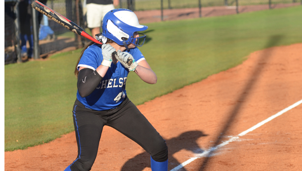 Alexis Eisenberg and the Chelsea Lady Hornets finished the 2015 season with a 19-14 record and an appearance in the 6A state tournament. (File)