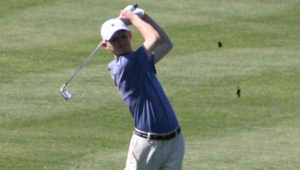 Patrick Martin shot a 36-hole total of 133 at the AHSAA 7A state golf tournament in Mobile, beating the runner-up by seven strokes. Morgan will attend Vanderbilt University in the fall on a golf scholarship. (Contributed)