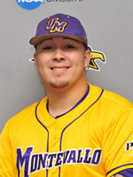 University of Montevallo junior Steven Knudson was named the Peach Belt Conference Player of the Week for the second time this season on April 28.