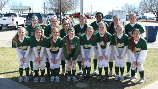 The Pelham Lady Panthers moved to 17-8 after hosting the 6A Area 8 tournament from April 30-May 1. Pelham finished second in the tournament to Hueytown and will face Hillcrest-Tuscallosa in the opening round of the South-Central Regional. (Contributed)