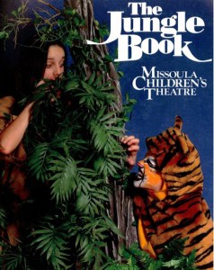 """Missoula Children's Theater will partner with the Shelby County Arts Council for a production of """"The Jungle Book."""""""