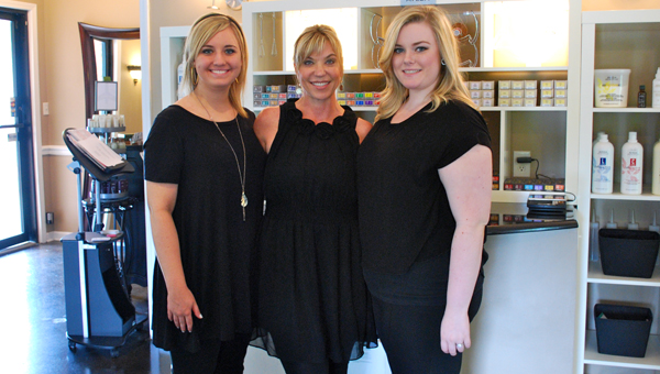 Style, comfort and service come together at T. Fox Salon - Shelby County Reporter