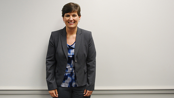 April Brand was approved as the new Helena High School Principal on Thursday, May 14 after previously serving as the Helena High School assistant principal. (Reporter Photo/Graham Brooks)