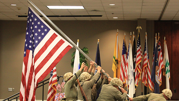 Pelham's Cahaba Valley Elks Lodge will host its annual Flag Day celebration on June 14. (Contributed)