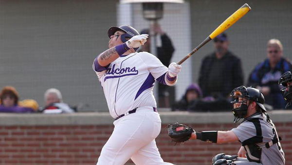 Steven Knudson was named to the second team All-Southeast Region by the American Baseball Coaches Association. (Contributed)