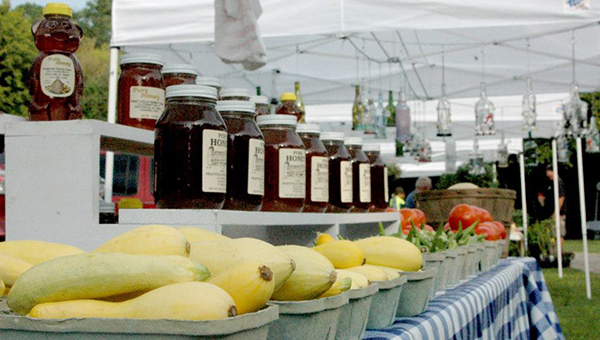 The Helena Market Days farmers' market will begin on June 6 at the Helena Amphitheater. (File)
