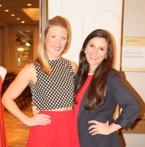 April Moore and Courtni Tyre are the designers of three07, a Shelby County-based company company that recently won Belk's Southern Designer Showcase. (Contributed photo.)