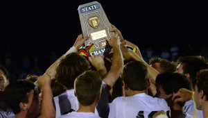 The Westminster School at Oak Mountain Knights were dominant on the soccer pitch in 2015, finishing with a 16-1-2 record and a 1A-3A state title. (File)