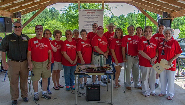 Westover held its first Town Reunion on May 23, drawing more than 250 visitors. (Contributed/Barry Marcus)