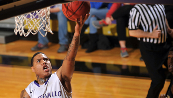 Former University of Montevallo point guard Troran Brown worked out for the Milwaukee Bucks on June 10. Brown is currently living in Chicago working out and preparing for the 2015 NBA draft. (Contributed)