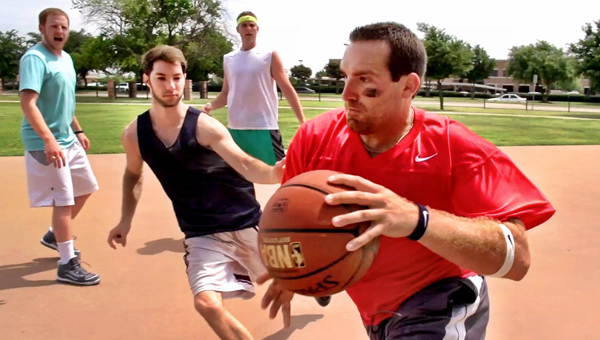 Its summer, which means its time for some pickup basketball. Here are some tips to ensure your trash talking game is at its peak. (Contributed)