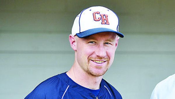 Derek Long of Charles Henderson High School in Troy will be the new head baseball coach of Oak Mountain High School. Irons won two state championships in his time with Charles Henderson, and brings one of the best winning percentages in the state to the Eagles. (Contributed)