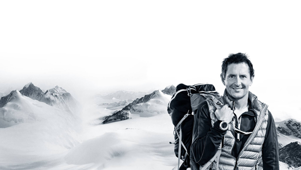 Kent Stewart is a 59-year-old businessman who has climbed the tallest summits on six of the seven continents and has some incredible stories from his travels. He will make his third try at climbing the seventh and tallest summit, Mount Everest, next Spring. (Contributed)