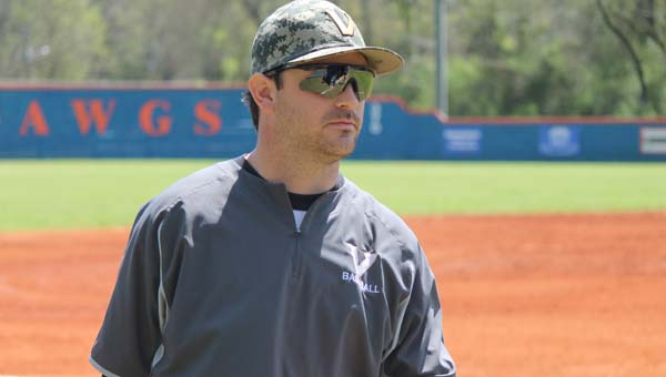 Cory Williams will not return as the head coach of the Vincent baseball team in 2016. Williams has accepted the head coaching position at his alma mater, Childersburg, a year after taking over the reigns for the Yellow Jackets. (File)