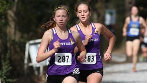 Cheynne Thompson has been named a third team CoSIDA Capital One Academic All-American in women's cross county and women's track. (Contributed)
