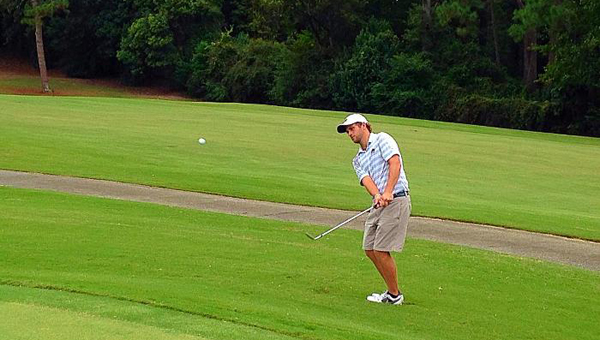 University of Montevallo junior Dalton Skinner has been named an honorable mention selection on the PING NCAA Division II All-American golf team. (Contributed)