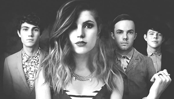 Echosmith will kick off Pelham Palooza as part of 103.7's Just Show Up Show at the Oak Mountain Amphitheatre. (Contributed)