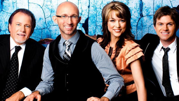 The Browders, a family gospel singing group, is the headliner for this year's God and Country Celebration in Wilsonville. (Contributed)