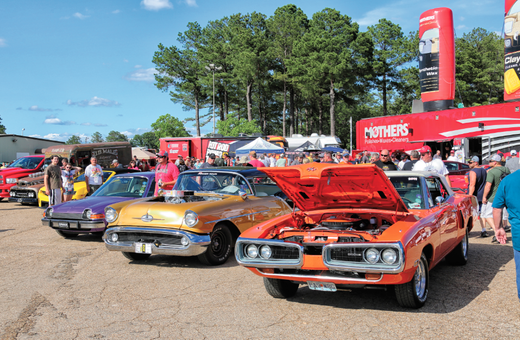 The 2015 Hot Rod Power Tour will stop in seven cities, including Hoover.
