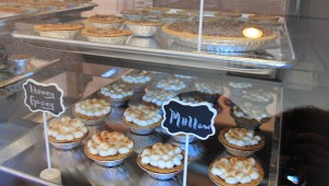 Pies are just one of the delicious, homemade baked goods available at JaWanda's Sweet Potato Pies. (Contributed)
