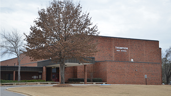 Thompson High School is making significant changes to its parking permit policies for the upcoming school year. (Reporter Photo/Emily Klein)