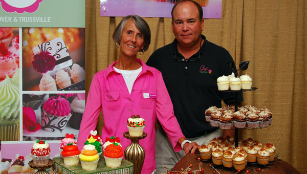 There were about 30 vendors giving out samples at last year's Taste of Pelham. (Contributed)