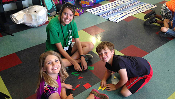 Alabaster's YMCA offers plenty of offerings to kids throughout the summer. (Contributed)