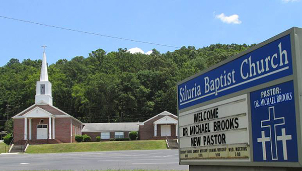 Siluria Baptist Church Pastor Michael Brooks deferred his comments on the Supreme Court design to a response video created by Rick Lance, executive director of Alabama Baptist State Board of Directors. (Contributed)