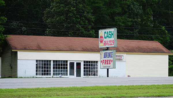 Pelham may extend its moratorium on businesses such as title pawn, cash advance and pawn shops during a June 15 meeting. (Reporter Photo/Neal Wagner)