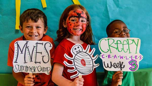 Enrollment has more than doubled for Alabaster City Schools' summer camps this year. (Contributed photo.)