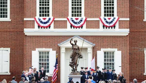 The National Veterans Shrine and Register of Honor