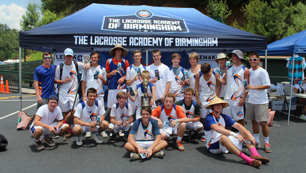 The Lacrosse Academy of Birmingham will host its second annual Steel City Showcase at Sports Blast Shelby County from July 11-12. (Contributed)