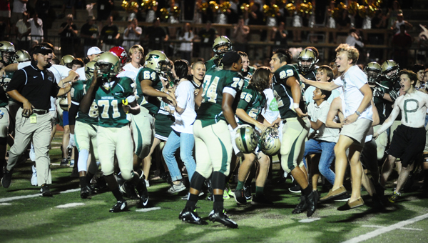 Pelham has a new coach at the helm, and the program is hoping for big things in 2015. (File)