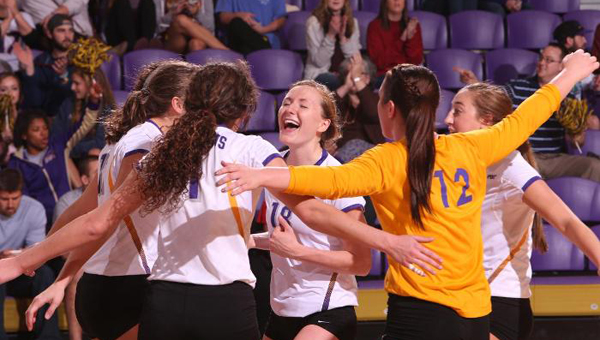 The University of Montevallo volleyball team won its seventh straight AVCA Team Academic award. (Contributed)