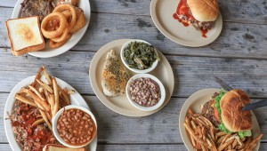 From burgers to fried catfish, Bigman's serves up fresh, hearty dishes. (For the Reporter / Dawn Harrison)