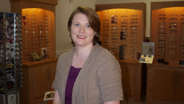 Dr. Jamie Reid took over Helena Vision Care in mid-2013. She is a Pelham High School graduate with a Bachelor of Science from the University of Alabama and received her Doctorate in Optometry from the University of Alabama at Birmingham, where she completed a residency in Family Practice Optometry. (Contributed)