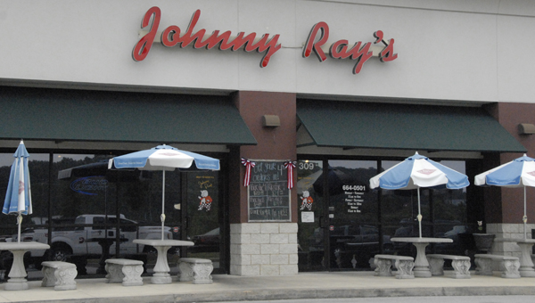 Johnny Ray's BBQ was one of 29 restaurants inducted into the Alabama Barbecue Hall of Fame in June. (Reporter Photo / Jessa Pease)