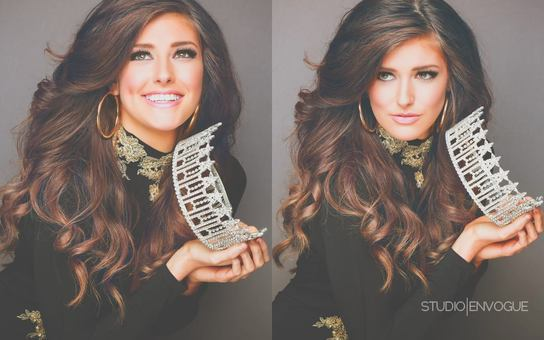 Since winning the Miss Alabama USA crown, Guthrie has continued to model and do photo shoots.