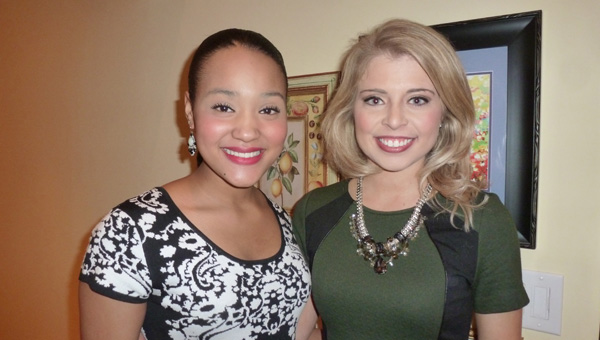 Miss Shelby County 2015 Amanda Ford and Miss Shelby County Outstanding Teen 2015 Tiara Pennington will crown their successors on Friday, July 17 at Shelby County High School auditorium at 7 p.m. Tickets are $15. (Contributed)