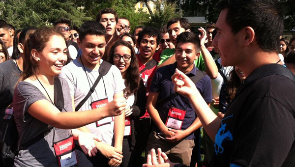 Hispanic Scholarship Fund's Youth Leadership Institute is designed to give young leaders the tools to successfully apply to top universities and to set a course for academic and career success. (Contributed)