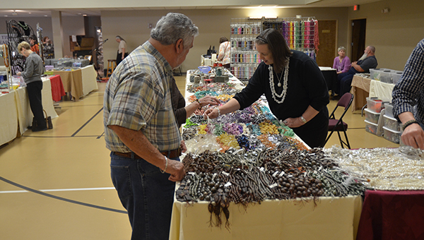Beadapalooza hosted by The Bead Biz will return to the Helena Sports Complex Aug. 22-23. (File)