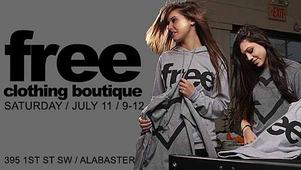 Alabaster's Cultivate Church will hold a clothing giveaway on July 11. (Contributed)