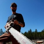 Justin Bailey describes his carving style as more methodical and serious than his wife's, Heather. (Contributed)