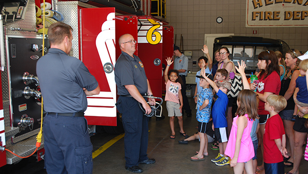 The Helena City Council approved a loan that would purchase a new fire truck for the Helena Fire Department at their meeting on Monday, July 20. (File)