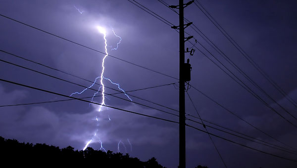 Shelby County has adopted a county-wide lightning safety policy for all outdoor venues and parks within the county. (File)